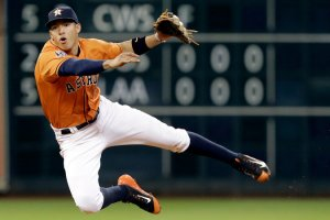 Correa will keep the Astros in playoff contention. Credit Pat Sullivan/Associated Press