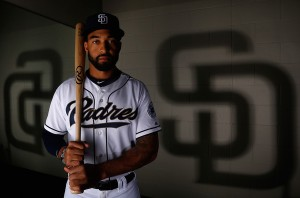 Once a threat for 40-40 season, Kemp has seen better days, and so too have the Padres. (Christian Petersen/Getty Images North America)