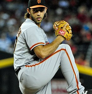 Bumgarner had a postseason for the ages two years ago. Can the team do it again? (USATSI)