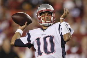 It's Jimmy Garoppolo's show for the first four weeks. (Connor Radnovich/Associated Press)