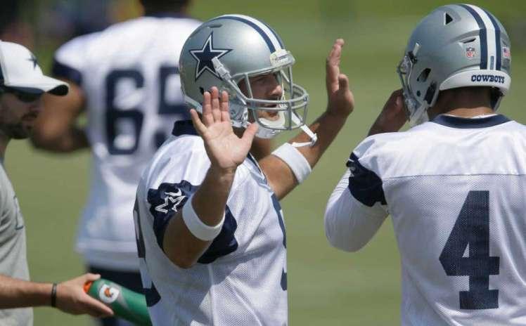 Romo:Prescott